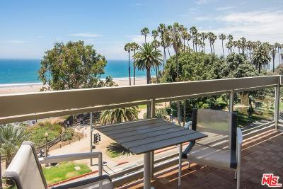 Santa Monica Condo/Townhouse For Sale: 801 Ocean Avenue #504