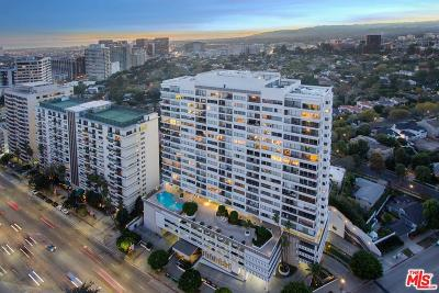 Los Angeles County Condo/Townhouse For Sale: 10501 Wilshire #1014