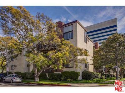 Los Angeles County Condo/Townhouse For Sale: 12124 Goshen Avenue #101