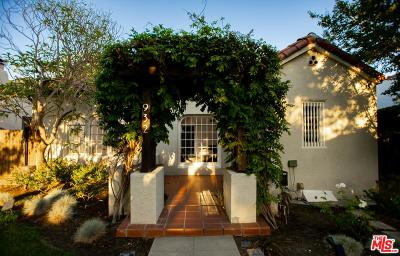 Los Angeles County Single Family Home For Sale: 932 South Citrus Avenue