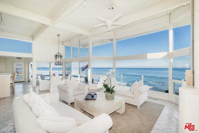 Malibu Single Family Home For Sale: 24320 Malibu Road