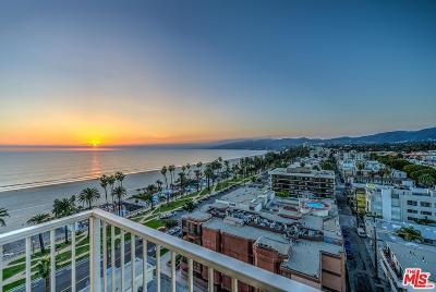 Santa Monica Rental For Rent: 101 California Avenue #1107