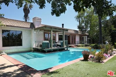 Los Angeles County Single Family Home For Sale: 2739 Cardwell Place