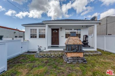 Los Angeles County Single Family Home For Sale: 891 West Elberon Avenue
