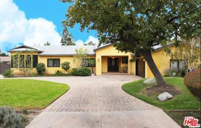 Northridge Single Family Home For Sale: 18800 Tuba Street
