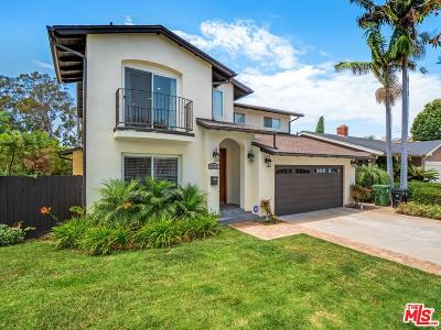Culver City Single Family Home For Sale: 5129 Randall Street