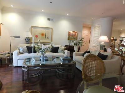 Los Angeles County Condo/Townhouse For Sale: 850 North Croft Avenue #103