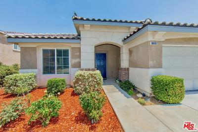 Palmdale Single Family Home For Sale: 36652 Arbolada Lane