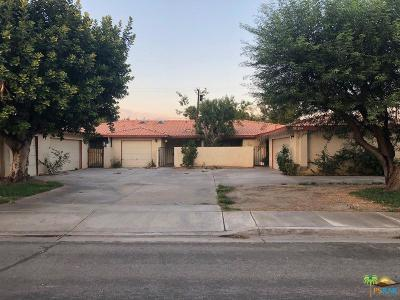 Cathedral City Condo/Townhouse For Sale: 32244 Navajo Trails