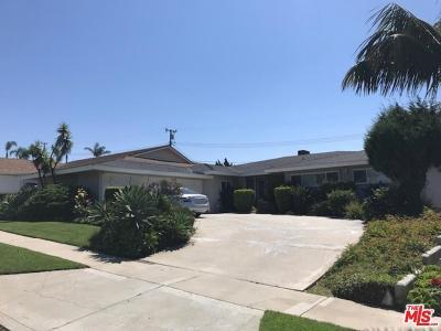 Los Angeles Single Family Home For Sale: 6712 South Shenandoah Avenue