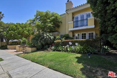 Santa Monica Rental For Rent: 1220 Yale Street #10