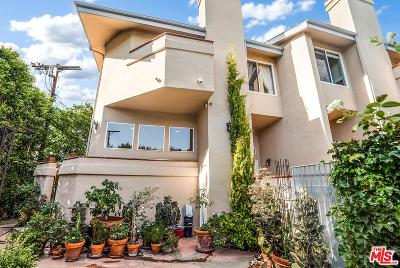Sherman Oaks Condo/Townhouse For Sale: 4179 Sunnyslope Avenue #104