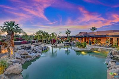 Rancho Mirage Single Family Home For Sale: 72777 Cats Paw Court