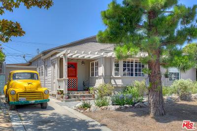 Single Family Home For Sale: 8313 Westlawn Avenue