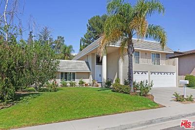 Tarzana Single Family Home For Sale: 4001 Coldstream Terrace