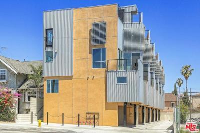 Los Angeles Single Family Home For Sale: 912 North Alvarado Street #B