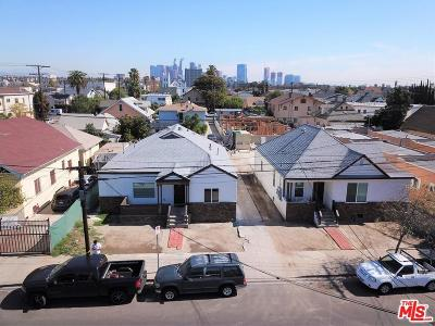 Los Angeles County Single Family Home For Sale: 1206 South Mariposa Avenue