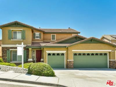 Palmdale Single Family Home For Sale: 37135 Paintbrush Drive