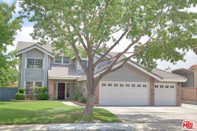 Quartz Hill Single Family Home For Sale: 42510 61st Street