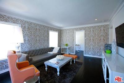 Hollywood Rental For Rent: 1724 El Cerrito Place #1