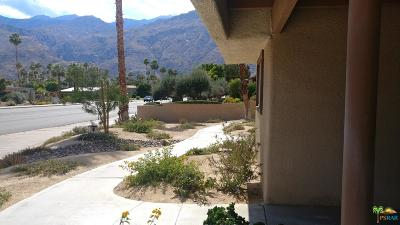 Palm Springs CA Condo/Townhouse For Sale: $179,900
