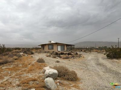 Desert Hot Springs Single Family Home For Sale: 63400 Ruby Drive