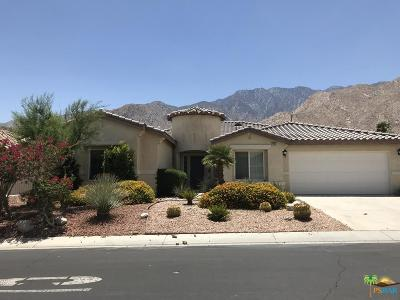 Palm Springs Single Family Home For Sale: 1295 Oro Ridge