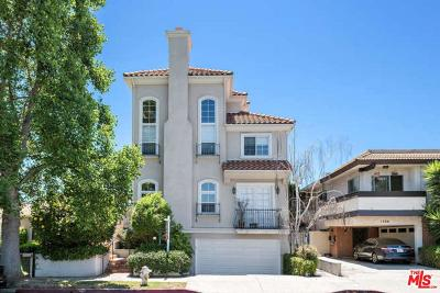 Los Angeles County Condo/Townhouse For Sale: 1733 Armacost Avenue #1