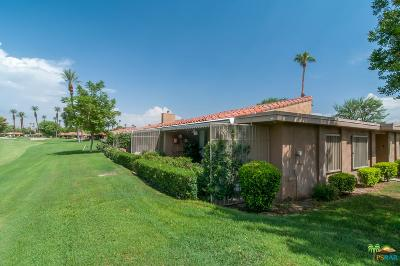 Rancho Mirage Condo/Townhouse For Sale: 18 Palma Drive