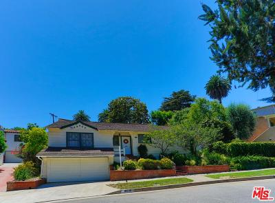 Single Family Home For Sale: 10290 Cheviot Drive