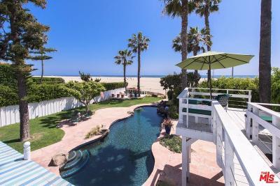 Santa Monica Rental For Rent: 443 Palisades Beach Road