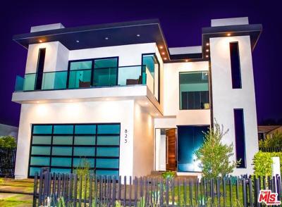 Los Angeles Single Family Home For Sale: 823 North Citrus Avenue