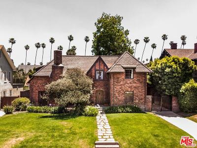 Los Angeles County Single Family Home For Sale: 1236 South Van Ness Avenue