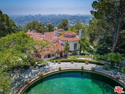 Beverly Hills Single Family Home For Sale: 1500 Seabright Place