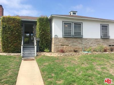 Single Family Home For Sale: 6515 West 87th Street