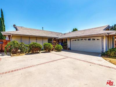 Canoga Park Single Family Home For Sale: 20408 Keswick Street