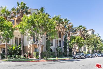 Playa Vista Condo/Townhouse For Sale: 12975 Agustin Place #335