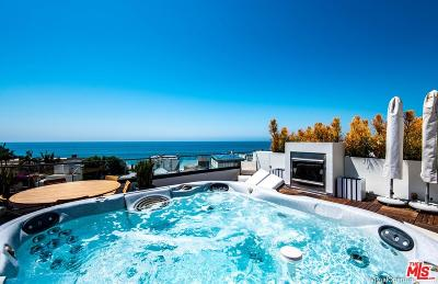Malibu CA Condo/Townhouse For Sale: $4,250,000