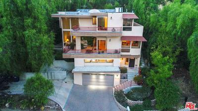 Topanga Single Family Home For Sale: 22825 Portage Circle Drive