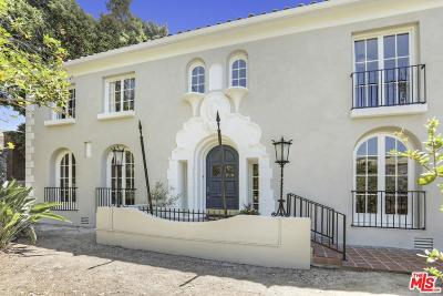 Los Angeles County Single Family Home For Sale: 736 South Windsor