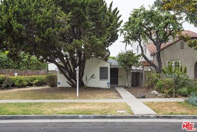 Los Angeles County Single Family Home For Sale: 2569 Kelton Avenue