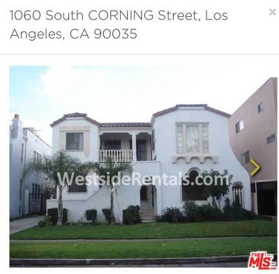 Rental For Rent: 1060 South Corning Street