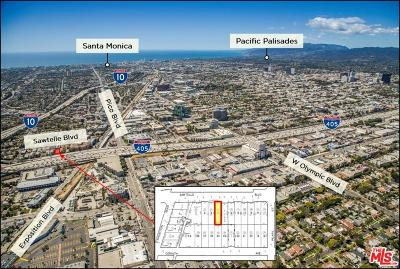 Los Angeles Residential Lots & Land For Sale: 2467 Sawtelle