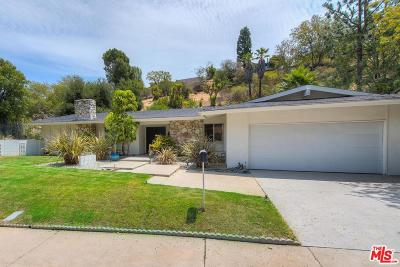 Encino Single Family Home For Sale: 3500 Green Vista Drive
