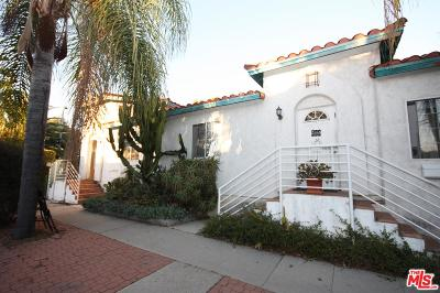 Los Angeles County Residential Income For Sale: 2600 Greenfield Avenue