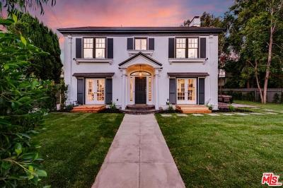 Los Angeles County Single Family Home For Sale: 148 South Wilton Place