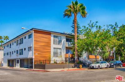 Los Angeles County Residential Income For Sale: 1001 North Ogden Drive #17
