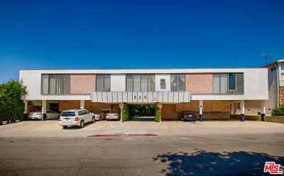 West Hollywood Residential Income For Sale: 939 North Ogden Drive