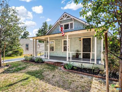 Burbank Single Family Home For Sale: 843 North Kenwood Street