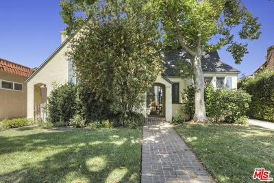 Beverly Hills Single Family Home For Sale: 317 South Wetherly Drive